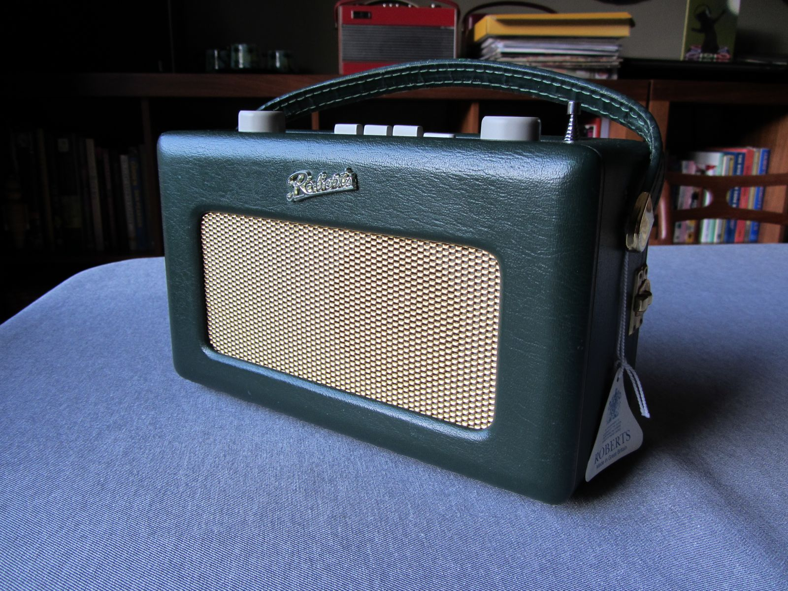 Roberts R250 / R550 - No Sound Faults - Radio Retro