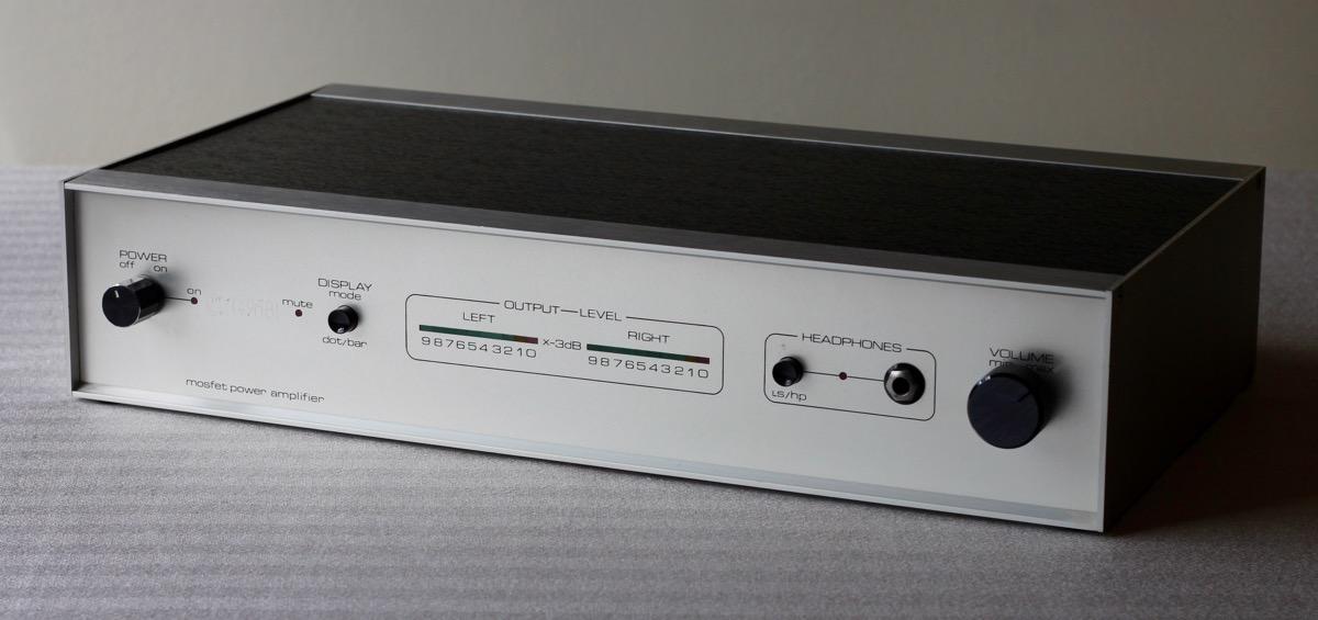 Home-brew Hitachi Mosfet Power Amplifier - Radio Retro